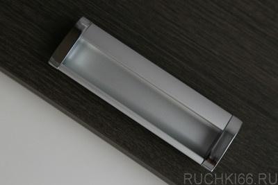 Ручка-скоба врезная 160 мм